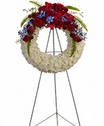 Reflections of Glory Wreath